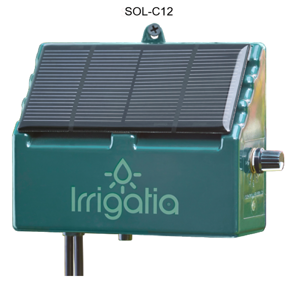 SOL-C12 - Solar Automatic Watering System